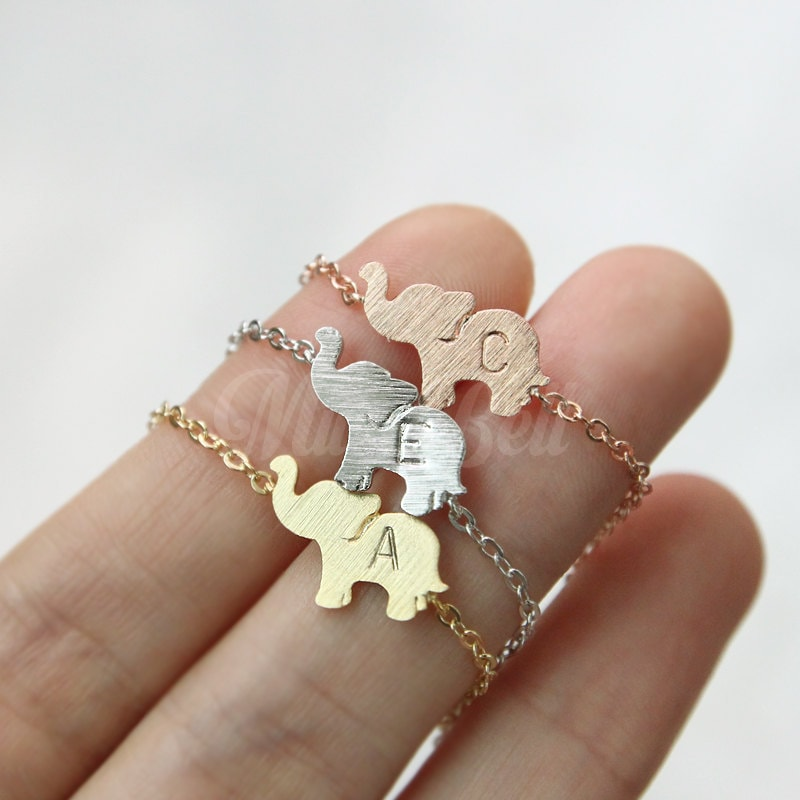 string products life elephant lucky red bracelet ways imagine img five