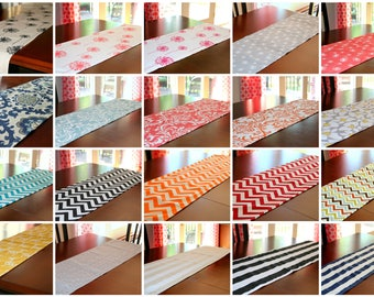 Table linens etsy clearance table runner cheap table runner table runner sale modern home decor workwithnaturefo