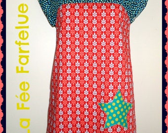 Long tunic BETTY available from 34 to 50
