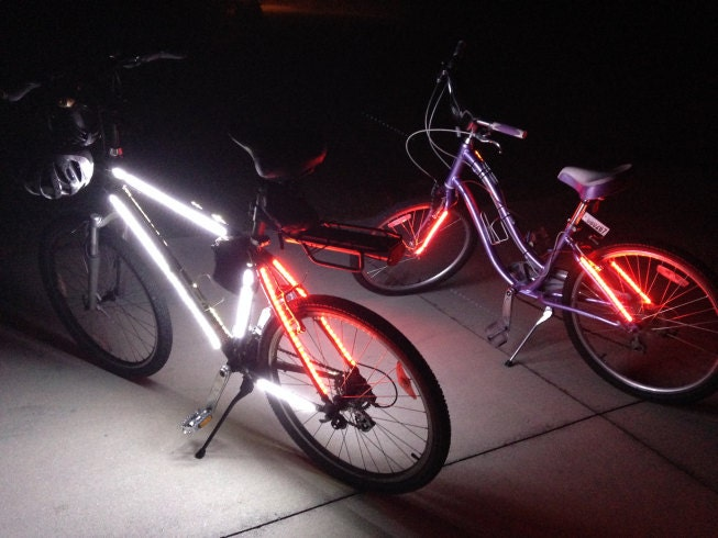 Basic LED Bike frame lighting kit LED Bike Kit Bike