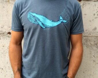 Blue Whale tee