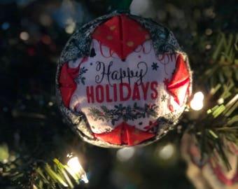 Happy Holidays Ornament!