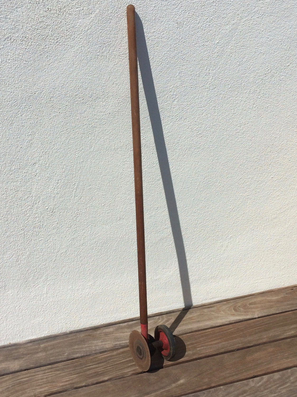 Edge master vintage gardening tool lawn edger grass edger zoom arubaitofo Gallery