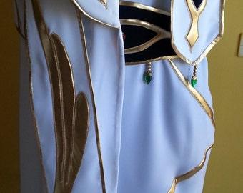 Lelouch cosplay emperor Code Geass