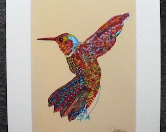 Hummingbird Picture Hummingbird Gift Hummingbird Wall Art Hummingbird Decoration Hummingbird Art Hummingbird Original lovely gift choice