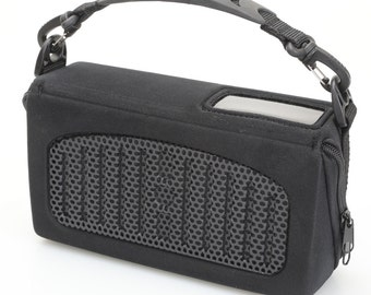 Molded Foam Carrying Case for Sony® SRSX5™ Portable Speaker Bluetooth Speaker Carrier Case Sleeve Bag Protector Surf To Summit 2016 USA