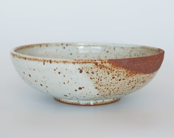 White Modern Contemporary Side Dish Bowl