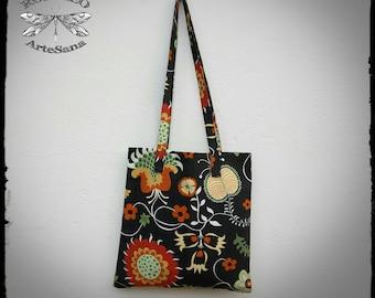 NEW flower TOTE BAG - Shopping bag