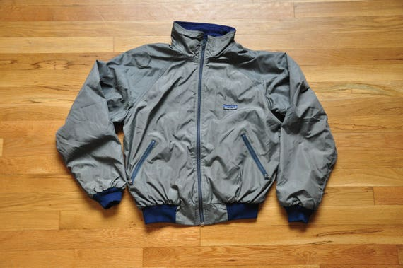 Vintage 1990s Patagonia Base Camp Jacket // S // Camp // Hike // Outdoors // Streetwear // The North Face // Normcore // Grey // 80s // 90s q4laEu