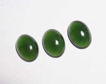 60% OFF - Oval Gemstones Serpentine Stones 14x10 mm Serpentine Cabochons Wholesale Cabochon (GPGG-94)