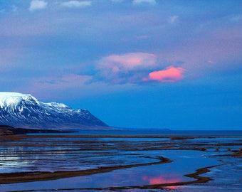 "8""x10"" Photo Print - Hofsstadir, Iceland"