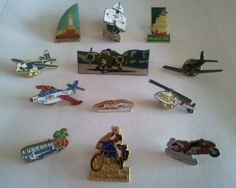 badges planes boats motorcycles bus - pine planes boats motorcycles bus