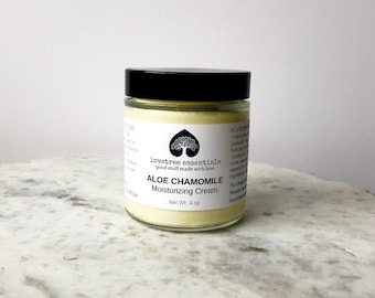 Aloe Chamomile Moisturizing Cream