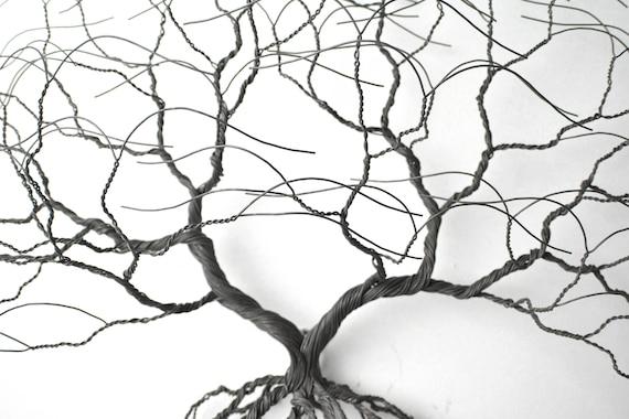 Wunderbar Draht Baum Wandkunst Fotos - Der Schaltplan - greigo.com