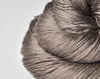 Ex-buzzard  - Silk / Cashmere Lace Yarn  - Hand Dyed Yarn - handgefärbte Wolle - DyeForYarn