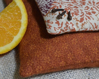 Natural Heating Pad and Eye Pillow Gift Set... Customize Scent (With Natural Essential Oils and Herbs), Custom Fabric, Custom Size Available