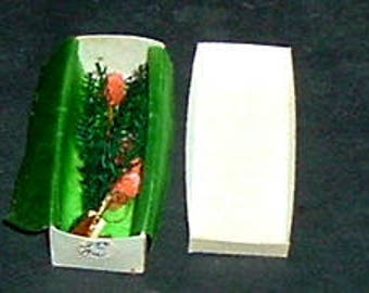 Miniature BOX OF FLOWERS (1)