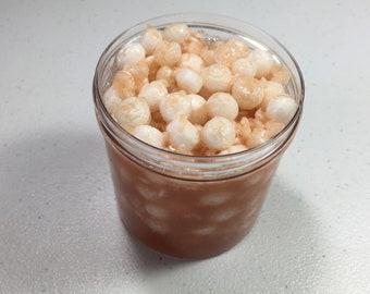 6oz caramel popcorn floam / caramel popcorn scented