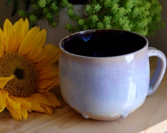 blue nebula mug
