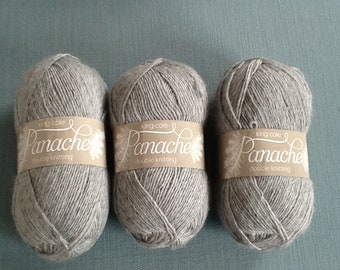 King Cole Panache Double Knitting yarn - wool and acrylic blend