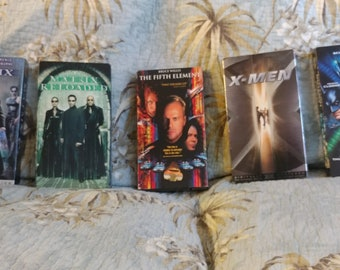 Choose your own VHS adventure