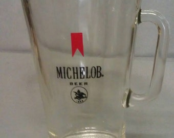 Michelob Beer Glass Pitcher