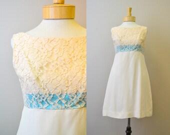 1960s Norman Sacks Mini Dress