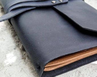 Longer travellers notebook