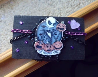 Jack Skellington Gothic Mini Chest
