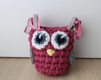 Owl Crochet Owl