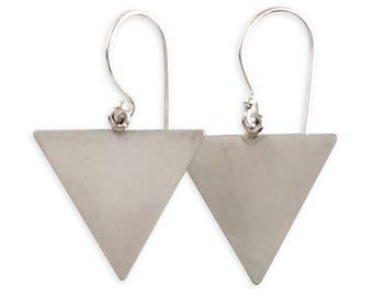 Mizar - Womens Sterling Silver Earrings boho earring, boho earrings, bohemian earrings, designer earrings, silver earrings 1132