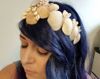 Handmade Mermaid Crown