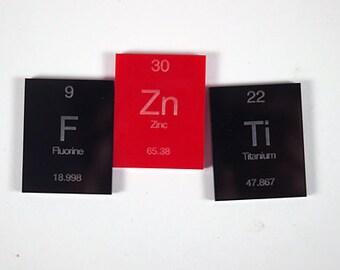 Grab Bag - 4-Pack Element Magnet Set
