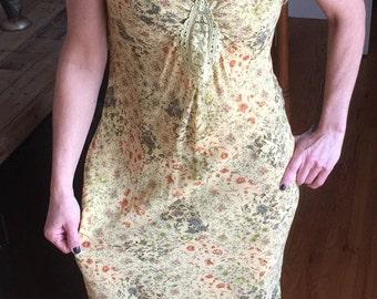 Floral Dress//Tristan & Iseut