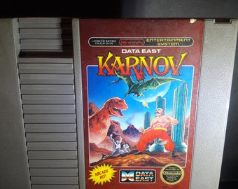 Karnov (loose) - NES
