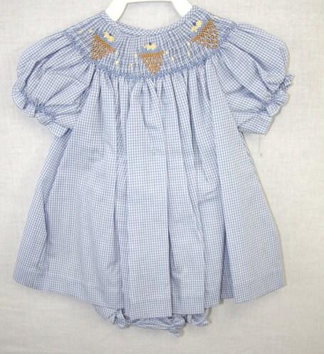 Toddler Smocked Dresses