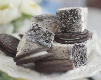 Cookies'n'Cream Marshmallows