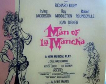 Man from La mancha song book 1950s