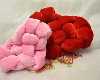 """Cushion-knot """"Heart"""""""