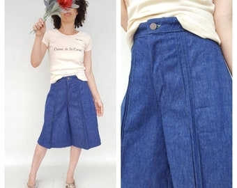 70s Jeans / High waisted jeans