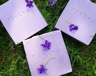 Parma Violet Handmade Natural Soap