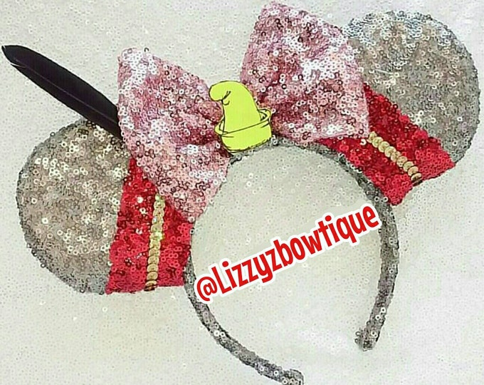Dumbo sequin Minnie ears