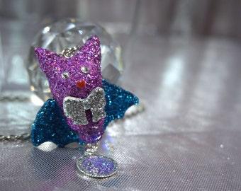 Xander the Moonlight Bat - Necklace