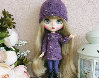 Dress for the Blythe doll.