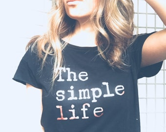 The Simple Life Women's Tee