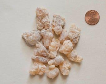 Aden Frankincense - Boswellia carteri (natural resin incense) (1 ounce)