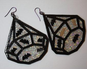 Batty Earrings