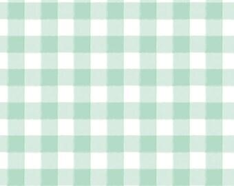 Mint Buffalo Plaid Lovey. Mint Lovey. Cloud Blanket. Baby Blanket.  Lovey. Mini Baby Blanket. Security Blanket. Lovie. Minky Lovey.