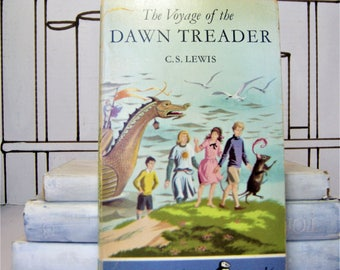 The Voyage of the Dawn Treader by C. S. Lewis (Vintage, Children, Narnia)