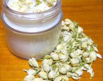 Jasmine Flower Soy Candle